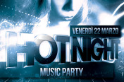 Volantini Discoteca - Volantino Hot Night