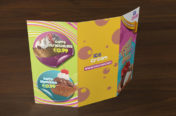 Trifold Ice Cream esterno