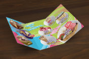 Trifold Ice Cream interno